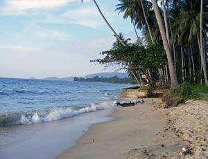 Beach on Samui