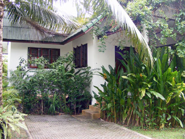 The Koh Samui long term rental house Bophut 05
