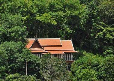 ferienhaus auf koh samui bilder der villa cumberland auf. Black Bedroom Furniture Sets. Home Design Ideas