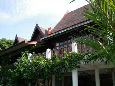 The Samui holiday home Baan Fuang Fah