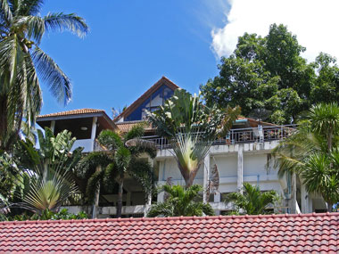 Koh Samui house for sale -   Sea view villa Taling Ngam 01