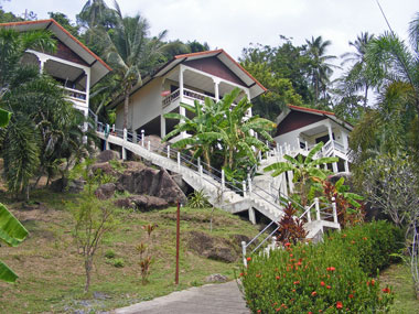 The Koh Samui long term rental house Lamai 08