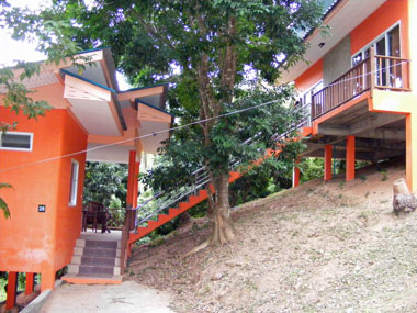 The Koh Samui long term rental house Lamai 05