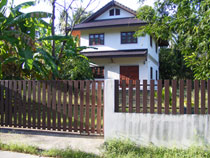 The long term rental house Namuang 03