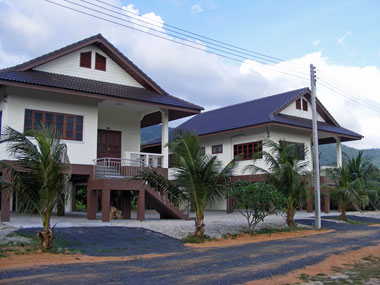 The Koh Samui long term rental house Namuang 06
