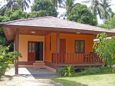 The Koh Samui long term rental house