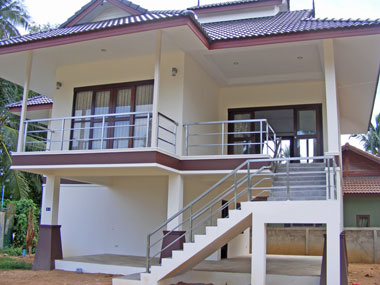 The Koh Samui longterm rental house